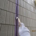 プライマー材の塗布